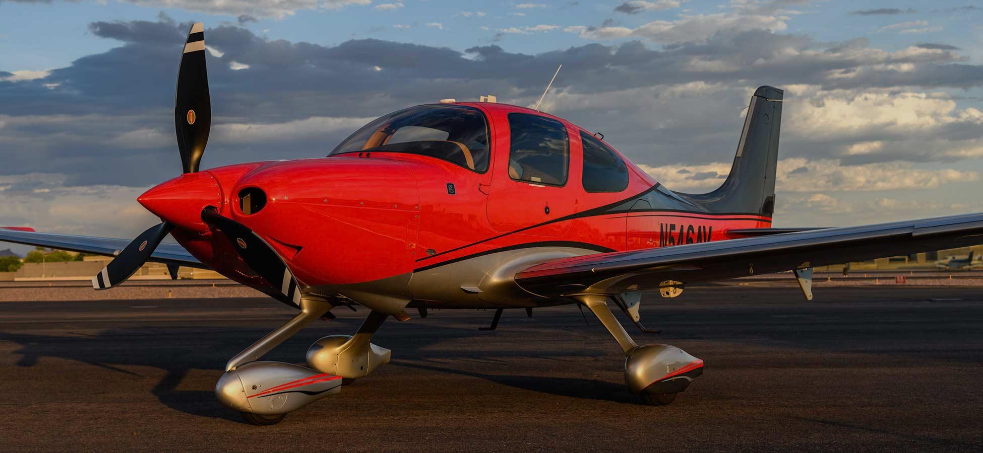 Cirrus Flight Training in Scottsdale
