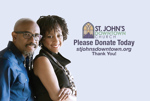 Please Donate to St. Johns Downtown