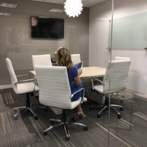 Long Beach conference room 2