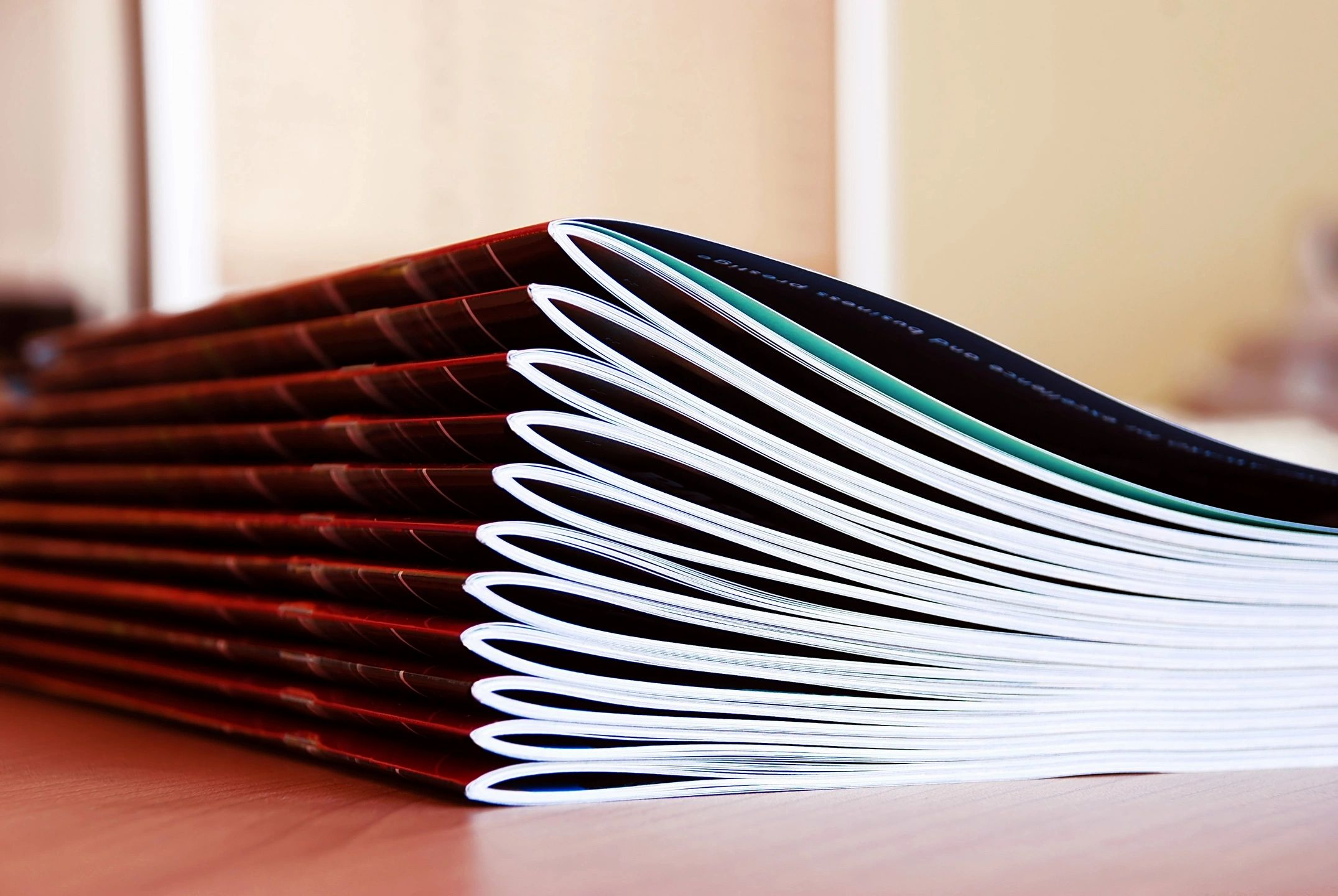 program book printing