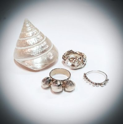 Set of 3 Stackable Rings