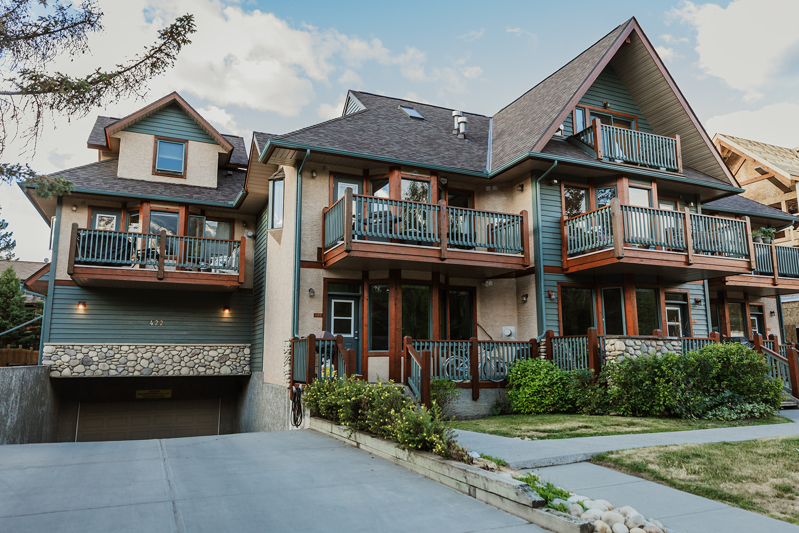 Canmore Alberta Development by Findlay Group