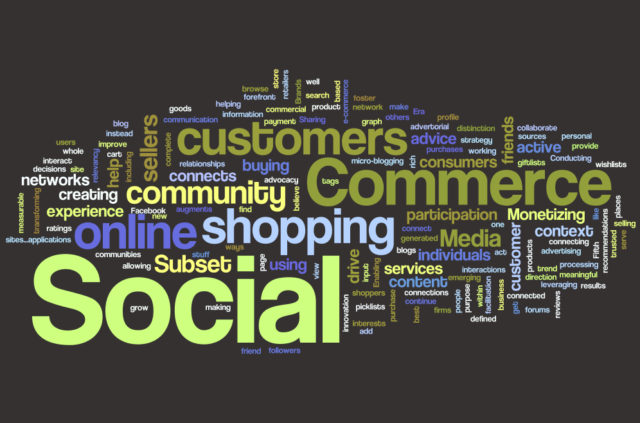Your Online Store on Social Media
