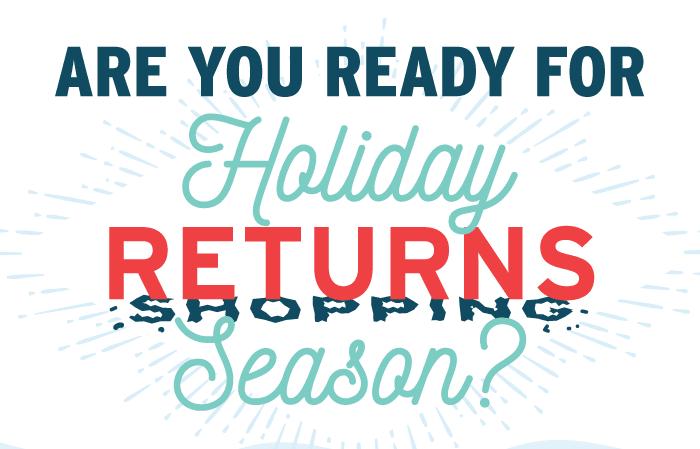 Holiday Returns eCommerce
