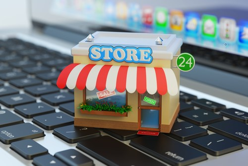 From Online Vendor to Brick-and-Mortar Store