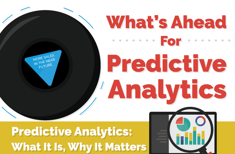 infographic what's ahead for predictive analytics