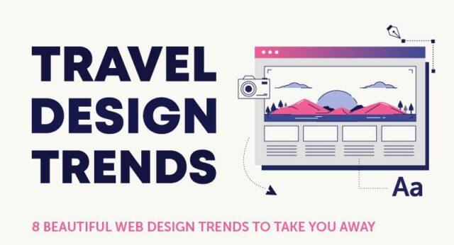 Travel Web Design Trends