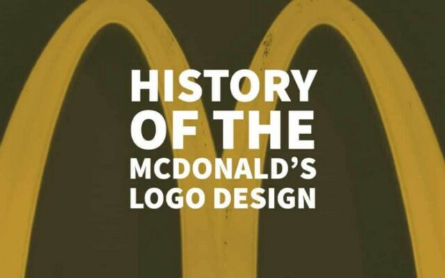 History Of The McDonald's LogoDesign