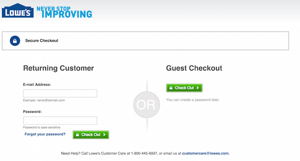 7 Best Practices for Guest Checkout