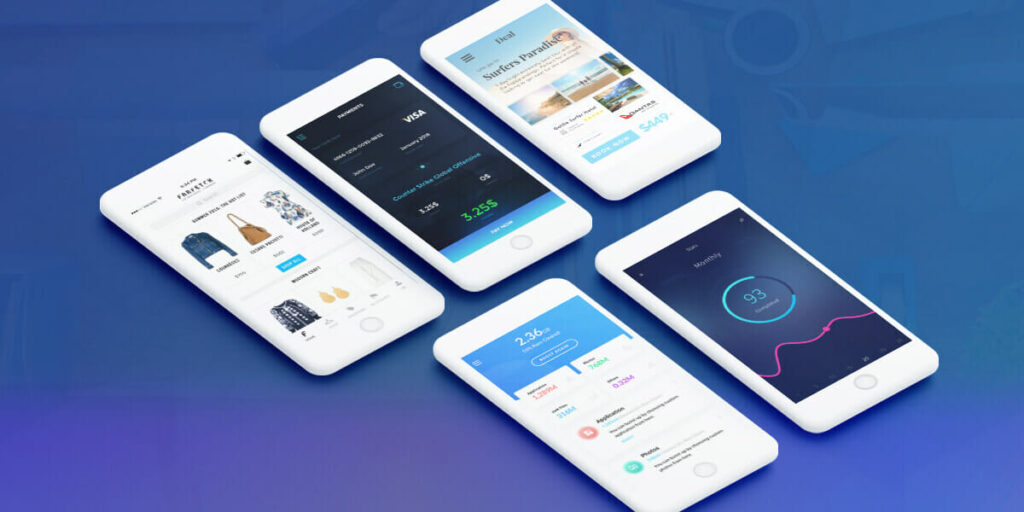 Tips for UI Design to Ensure Market Success of your Mobile Application