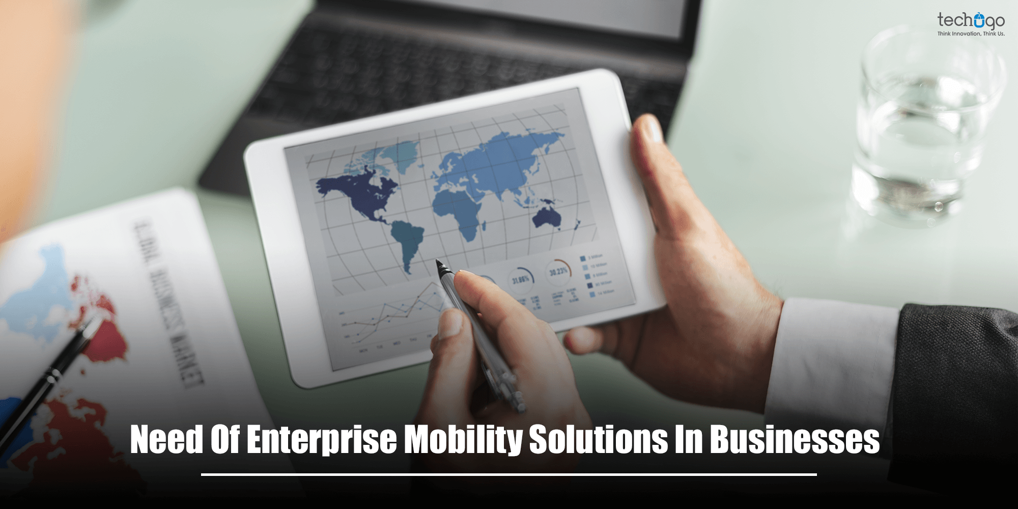 Enterprise Mobility Solutions In Businesses