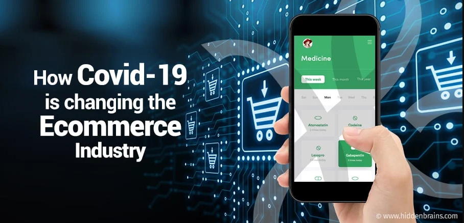 The Impact of COVID-19 on eCommerce
