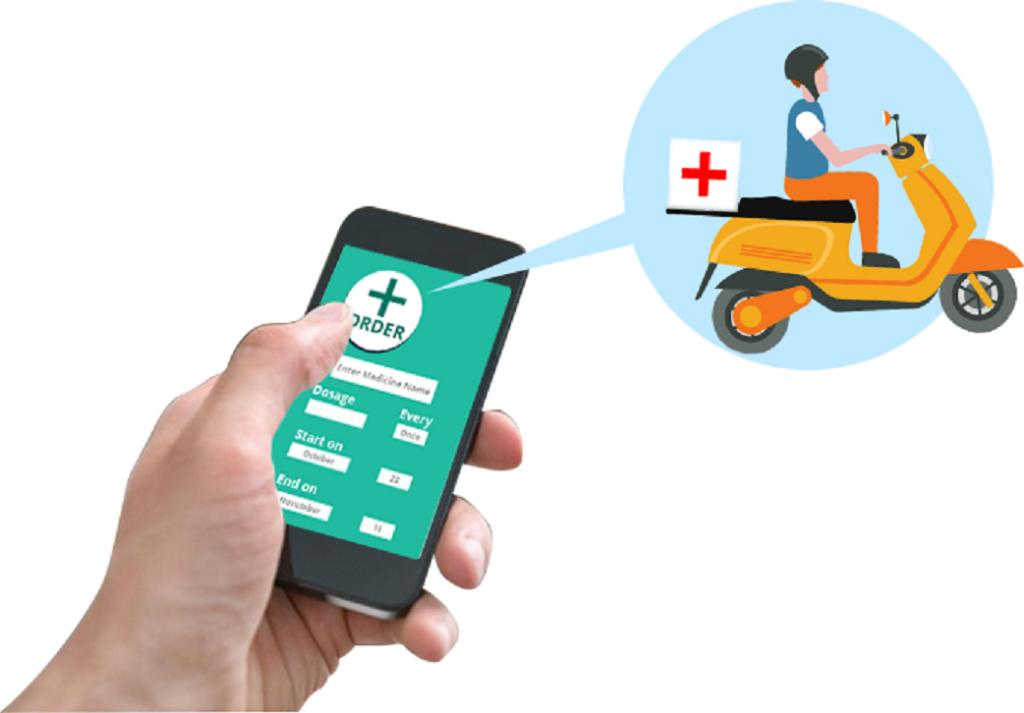 Growing Demand for Medicine Deliveries