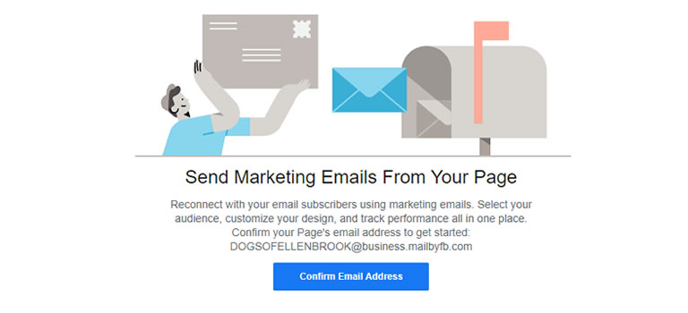 Email Marketing on Facebook