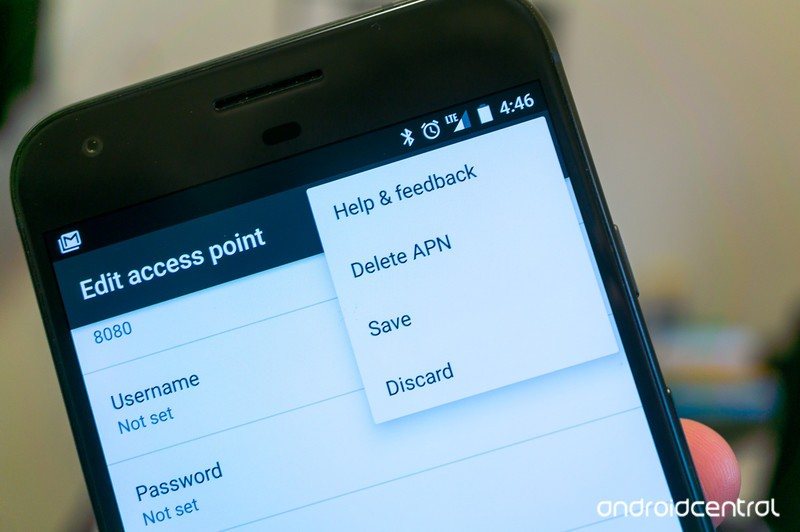 How to Change APN settings on an Android Mobile Phone