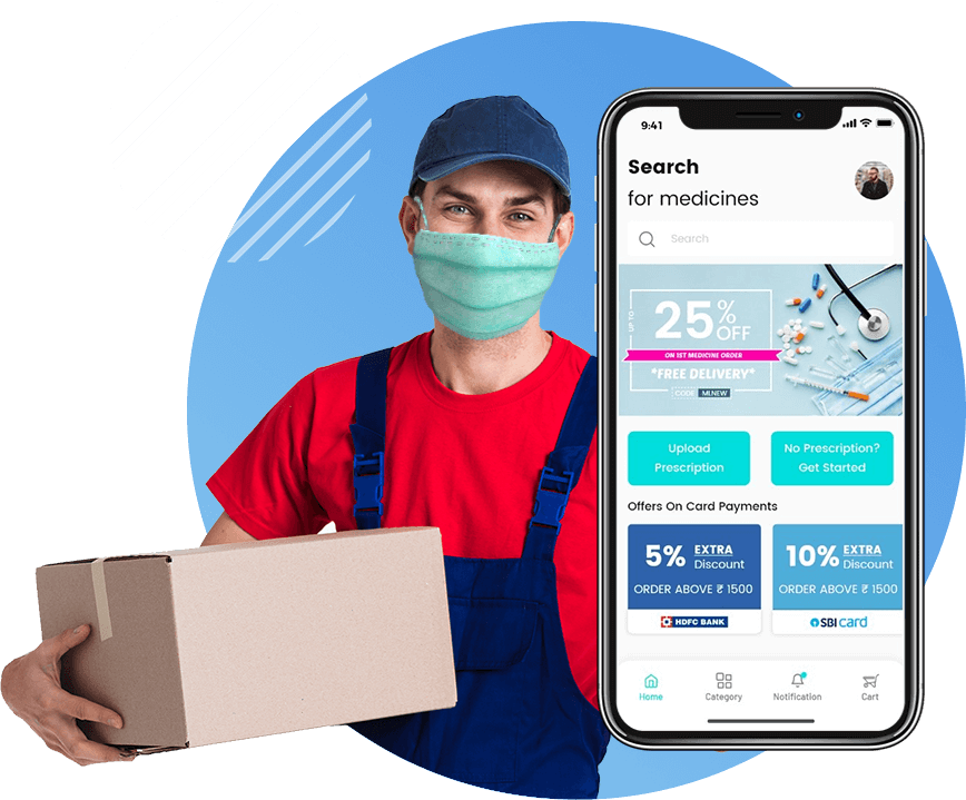 Building an Uber for Pharmacy Delivery App