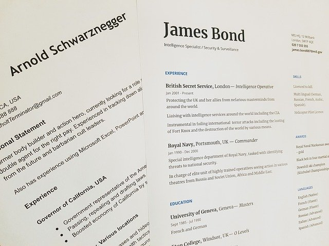 Highlighting eCommerce Skills in Your Resume