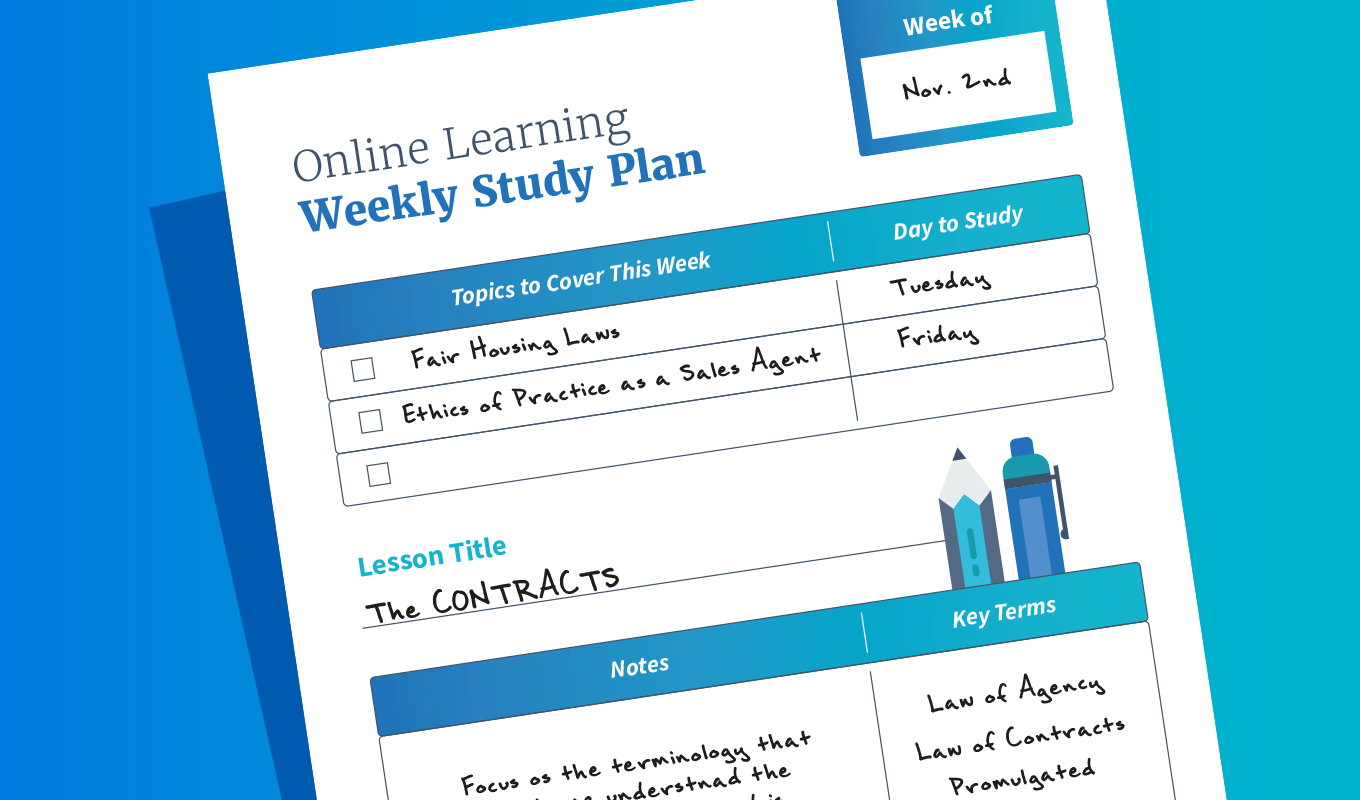Advantages of Online Learning + Printables Study Materials