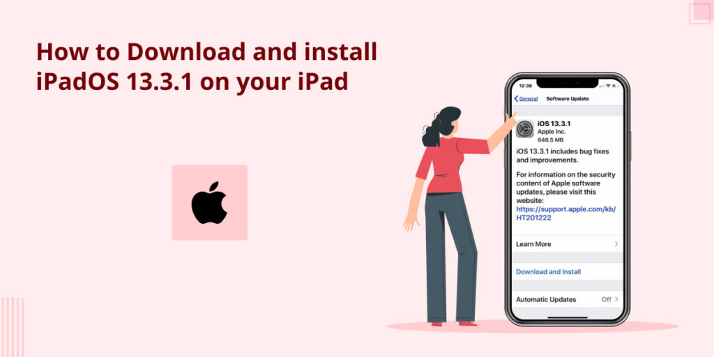 How to Download and install iPadOS 13.3.1 on your iPad