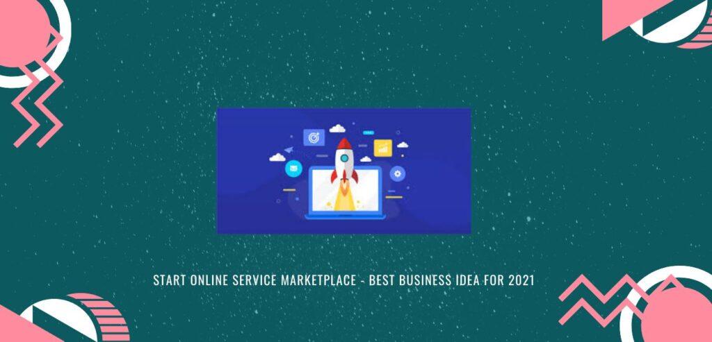Building an Online Service Marketplace