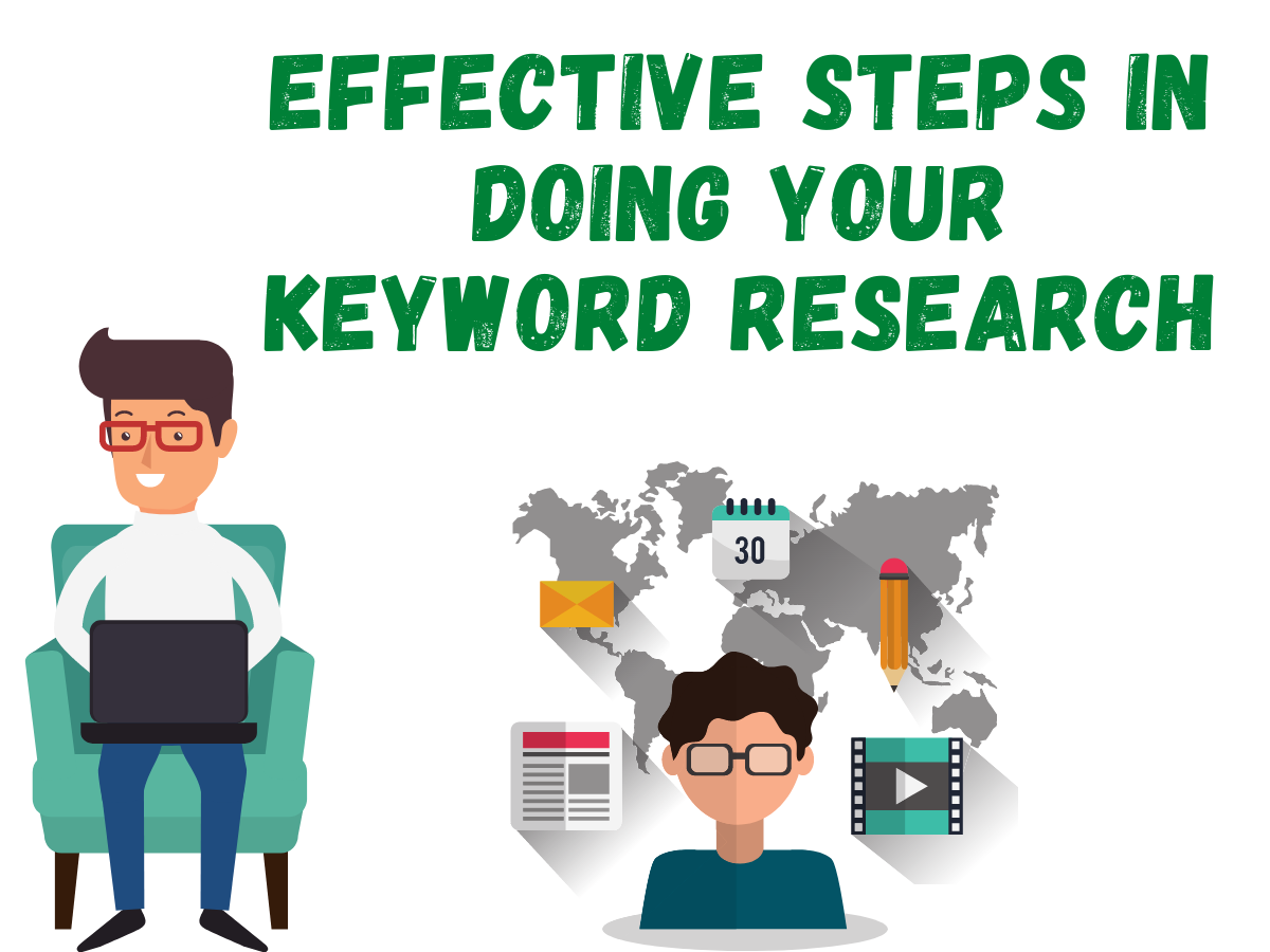 Effective Steps in Doing Your Keyword Research