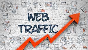 5 WaysTo Increase Website Traffic