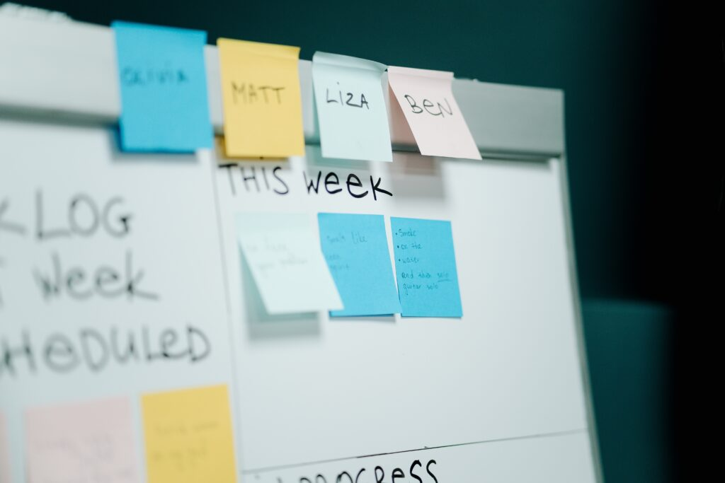 Agile approach to Digital Marketing