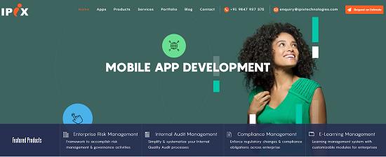IPIX Technologies - Top 5 Custom eCommerce Development Companies