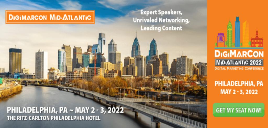 DigoMarCon 2021 Digital Marketing, Media and Advertising Conference