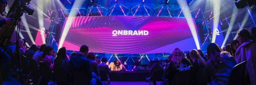 OnBrand- Europe's Leading Branding Conference
