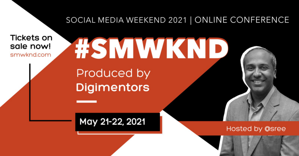 Social Media Weekend 2021