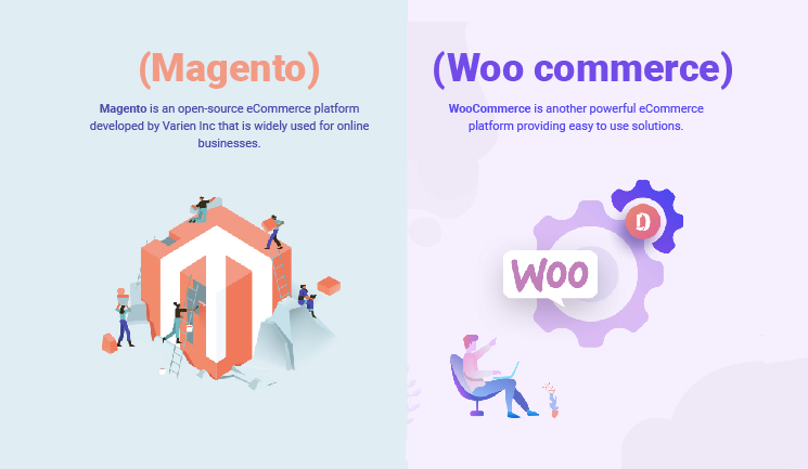 Magento Vs WooCommerce: Which is best for your eCommerce store?