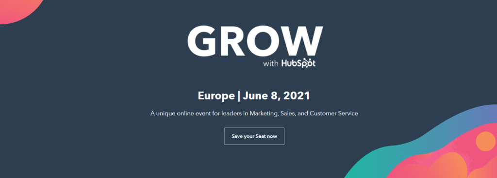 Grow Europe with Hubspot