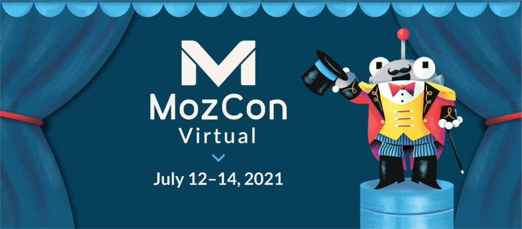 MozCon Virtual Not Your Typical Marketing Conference