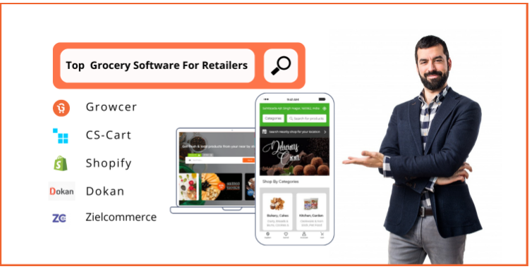 Top 5 Grocery Software For Retailers