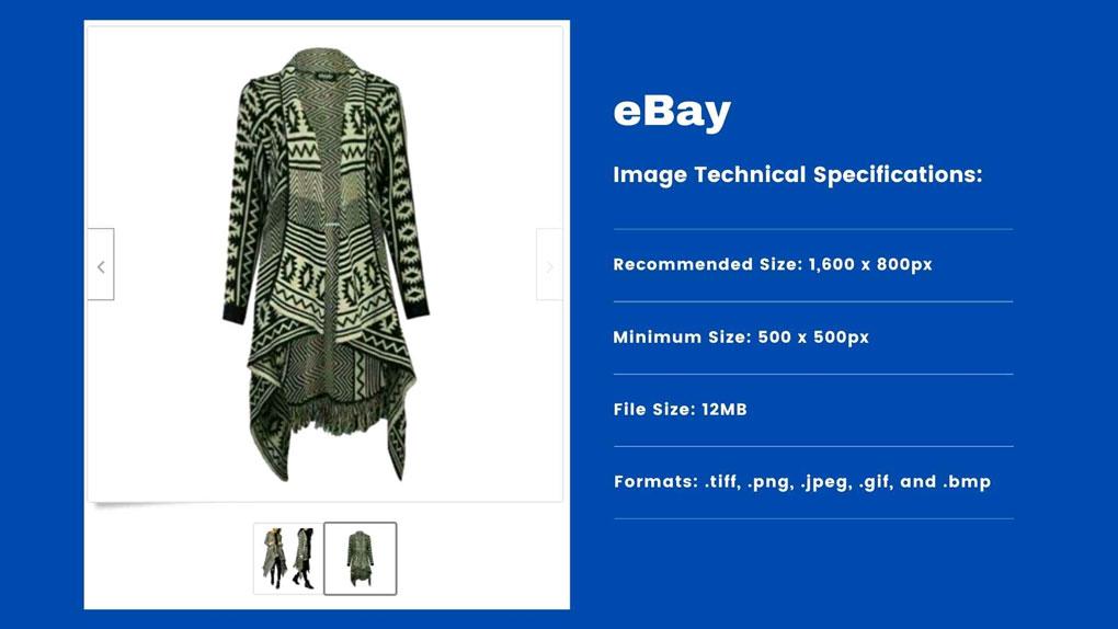 eBay Image Requirements