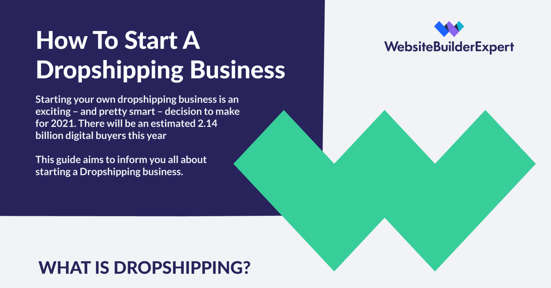 Infographic_ How to Start a Dropshipping Business