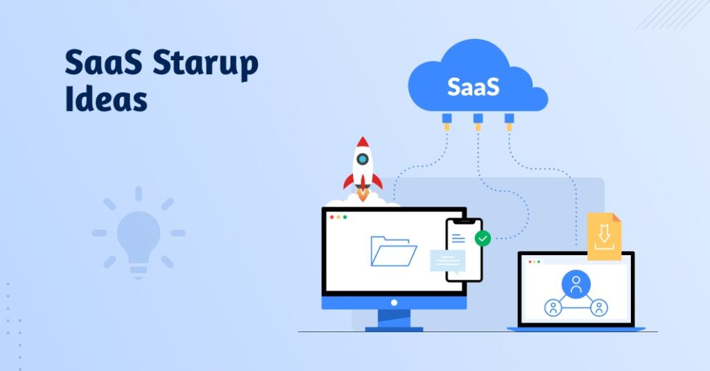 Exploring The Top 10 SaaS Startup Ideas