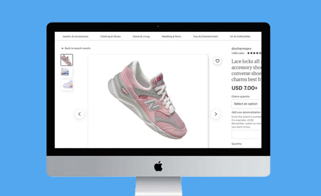 eCommerce Image Requirements for eBay and Amazon