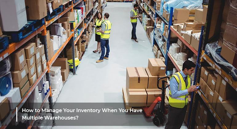 Benefits of Using Multiple Warehouses