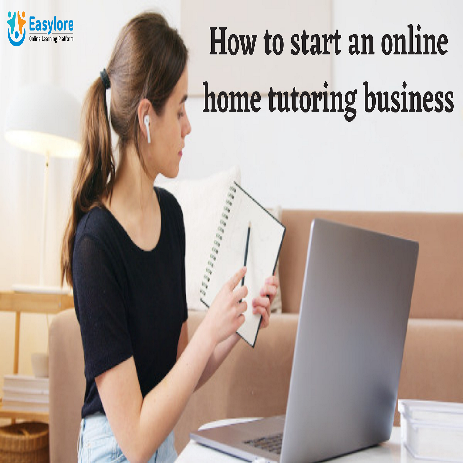 How to Start an Online Home Tutoring Business