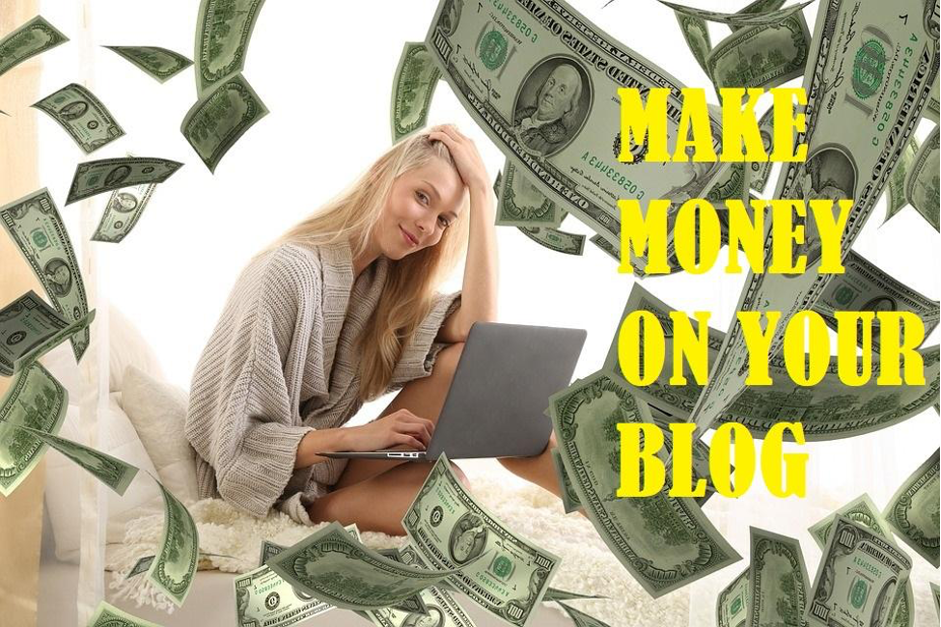 5 Ways to Make Money on your Blog