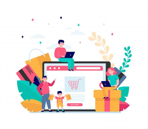 Effect of eCommerce Website Design for Trades