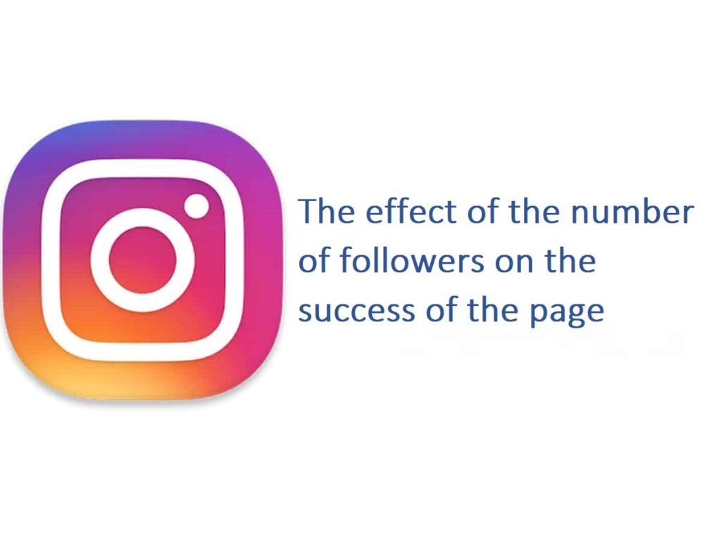 How the Number of Instagram Followers Impact a Page's Success