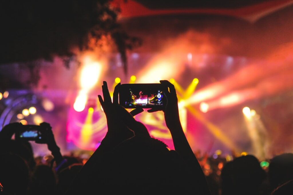 How Has Technology Changed the Way We Attend Music Festivals