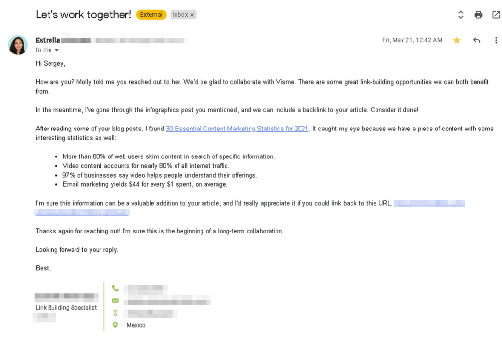 A Top-Notch Guide on Email Outreach