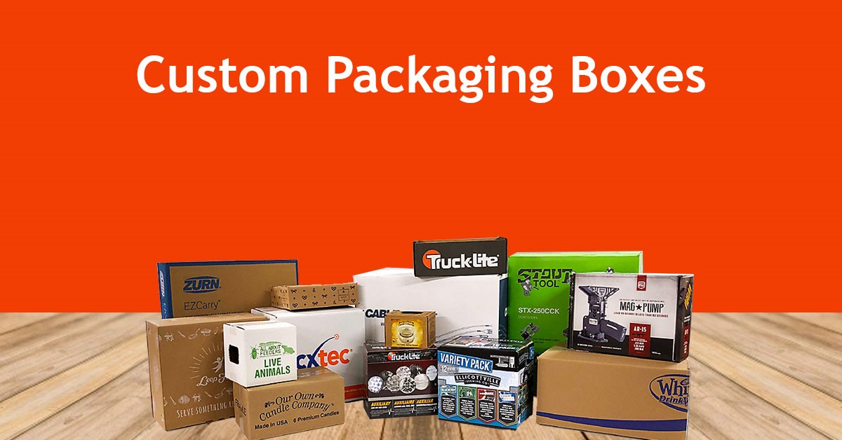 Benefits of Using Custom Packaging as Compared to Traditional Boxes