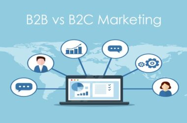 5 Differences Between B2B and B2C Marketing that Every Marketer Should Know