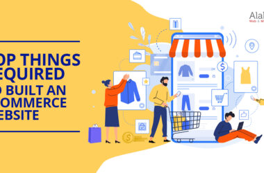 Top Things Required to Build an eCommerce Website