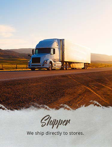 Shipper: We ship directly to stores